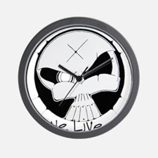2011_0208AA_t-shirt Wall Clock