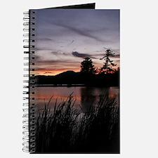 Adirondack Mountain Sunset Journal