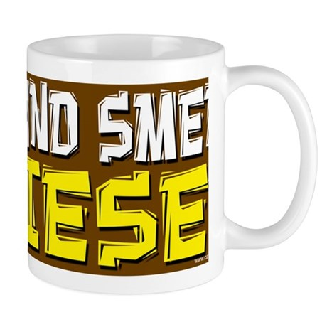 Wake Up And Smell The Diesel Mug