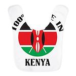 Made In Kenya Bib