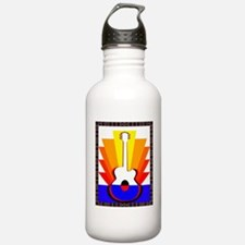 2-sunburst2 Water Bottle