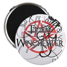 Team Winchester_pent Magnet