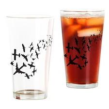 evolution Drinking Glass