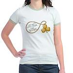 Lucky Charm Jr. Ringer T-Shirt