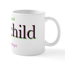 stunt-child-whiteshirt Mug