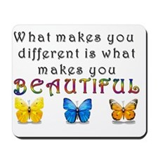 Transparent_different_beautiful Mousepad