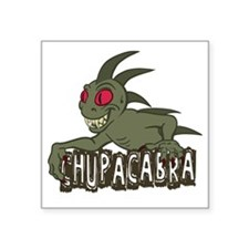 "ChupaToon Square Sticker 3"" x 3"""