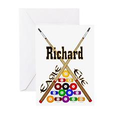 eagle_eye_richard Greeting Card