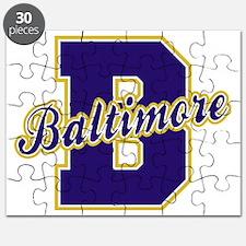 Baltimore Letter Puzzle