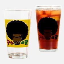 Power_edited-1 Drinking Glass