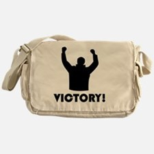 victory Messenger Bag