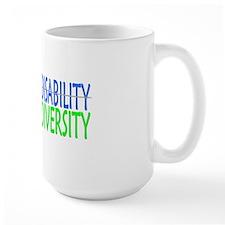 diversity_dark Mug