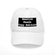 AmericaNeedsCopyEditors-Inverted Baseball Cap