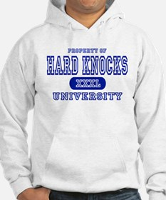 Hard Knocks University Hoodie
