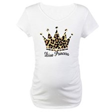 leopard diva princess Shirt