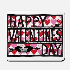2011_valentine Mousepad
