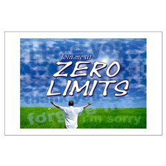 Zero Limits WIDE Posters