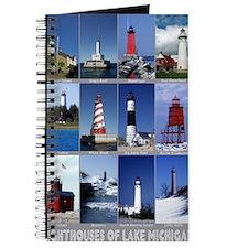 Lake Mich 16x20 Journal