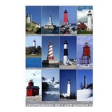 Lighthouse Postcards