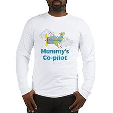 mummys copilot Long Sleeve T-Shirt