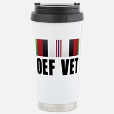 OEF VET Stainless Steel Travel Mug