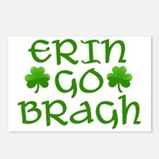 ERIN GO BRAGH Postcards (Package of 8)