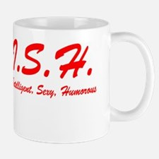 Polish Letters Small Small Mug