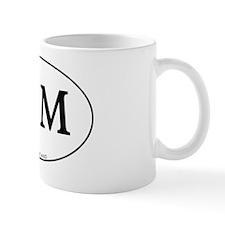 5x3oval_sticker Mug