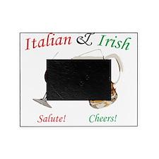 Italian and Irish Picture Frame