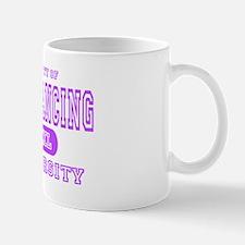 Pole Dancing University Mug