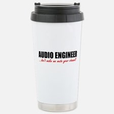 Mute Your Channel Travel Mug