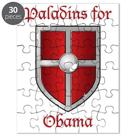 Obama-paladins-white Puzzle