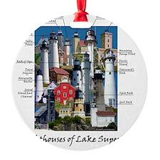 Lake Sup 4.5X5.75 Ornament