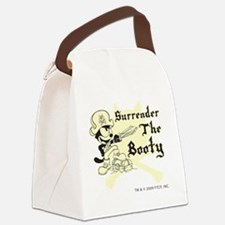 surrenderthebooty Canvas Lunch Bag
