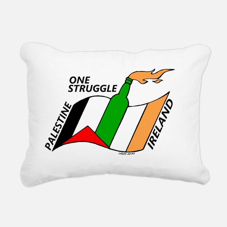 one struggle png Rectangular Canvas Pillow