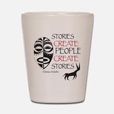 stories Shot Glass