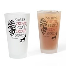 stories Drinking Glass