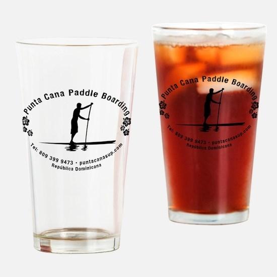 PCpdlbdngStaff_whtT Drinking Glass