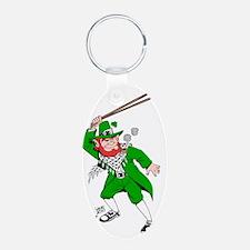 leprechaun png Keychains