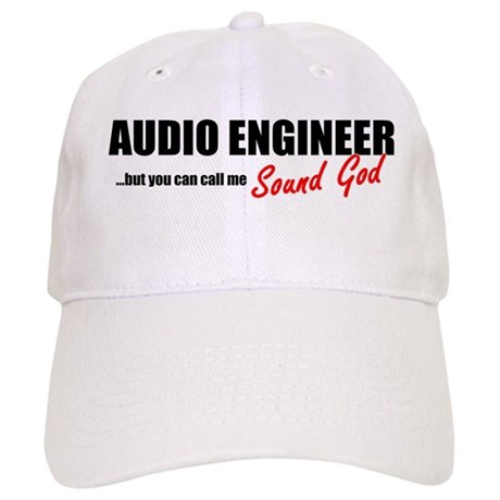 Sound God Cap
