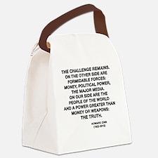 zinn Canvas Lunch Bag