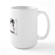 think bigger2 Mug