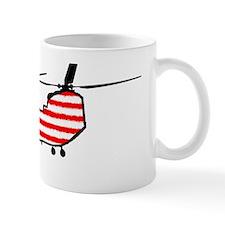 Chinook Patriot Mug