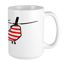 Chinook Patriot Mug