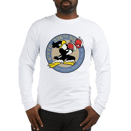 336thFS-TERRY_Otln_TRN Long Sleeve T-Shirt