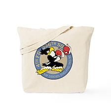 336thFS-TERRY_Otln_TRN Tote Bag