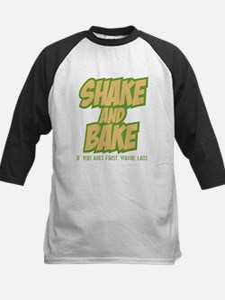 Shake And Bake (Light shirt) Kids Baseball Jersey