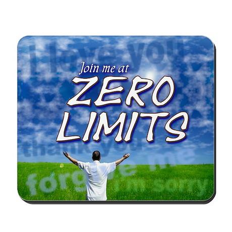 Zero Limits Mousepad