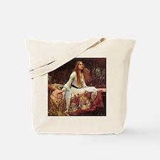 Lady of Shalott Keepsake Box Tote Bag