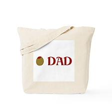 Olive Dad Tote Bag
